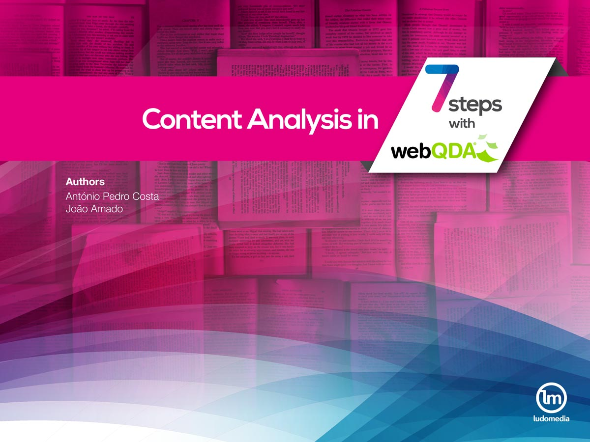 E-book Content Analysis in 7 Steps with webQDA
